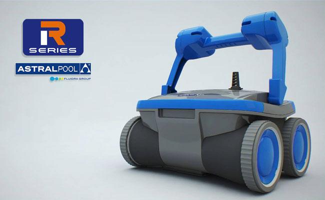 Robot per piscina AstralPool R5 4WD Gyro