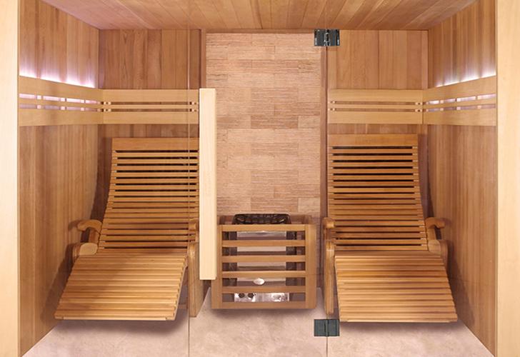 Sauna tradizionale Alto Sel