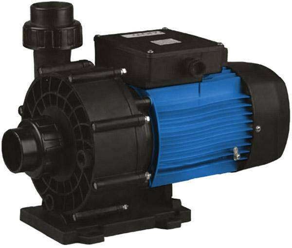 Pompa per idromassaggio BRETON TRIFASE - da 0,75 a 2 HP, Raccordi 5 cm
