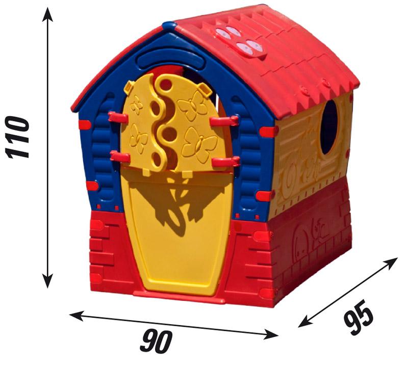 Dimensioni Casetta per Bambini Lilliput