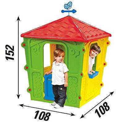 Dimensioni Casetta per Bambini FUN
