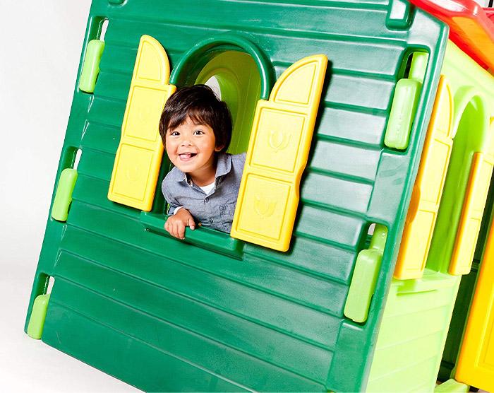 Casetta per bambini Villa Verde Little Tikes