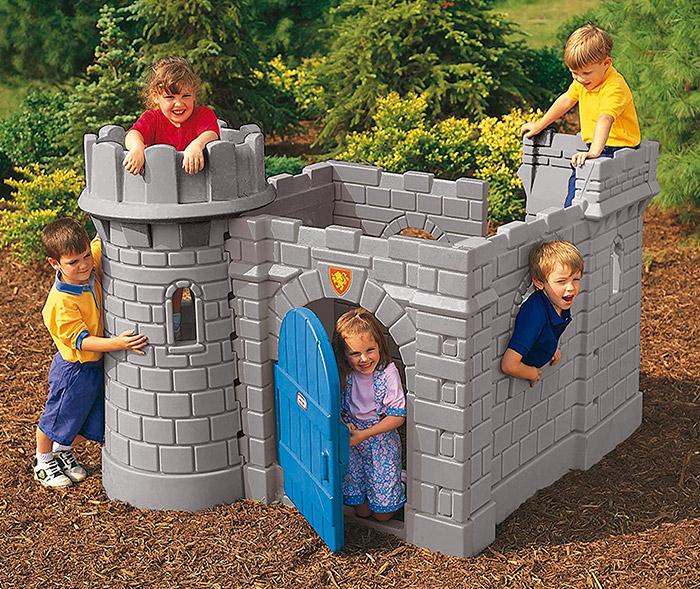 Castello per bambini Little Tikes