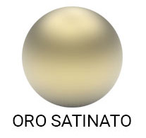 Colore Oro Satinato