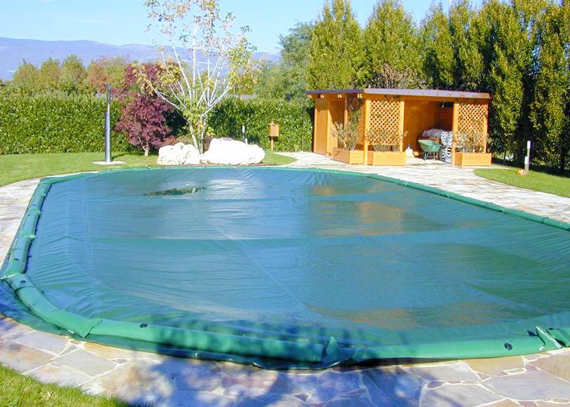 Copertura invernale piscina Geocover
