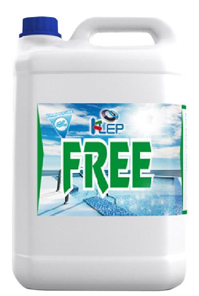 Trattamento anti alghe FREE multiazione