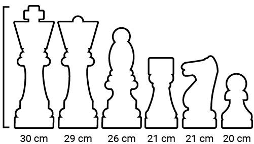Misure figure piccole