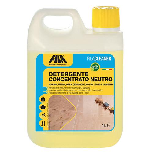 Detergente concentrato FILACLEANER - tanica da 1 litro