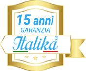 Garanzia piscina ITALIKA Soft