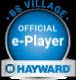 Hayward e-player 2021