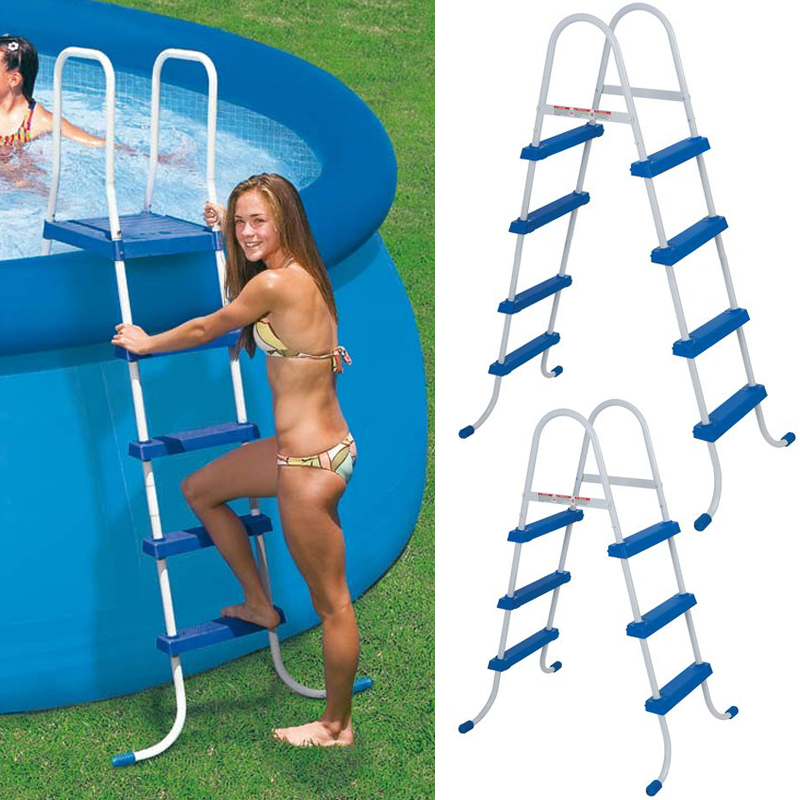 Scaletta ponte intex per piscine fuori terra mrpiscina it for Piccolo ponte per piscina fuori terra