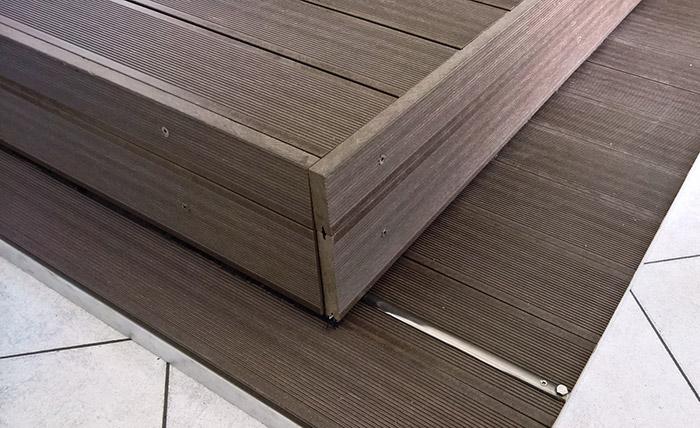 Rotaia di Scorrimento Copertura a Terrazza ISOLA 150 Kg/m²