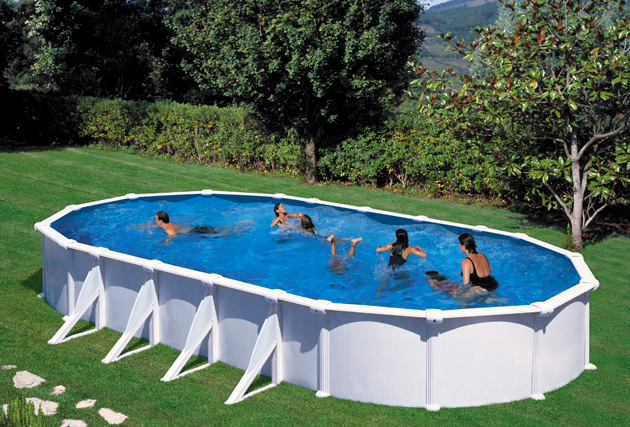 Piscina Fuori Terra Gre Dream Pool Serie Atlantis 915x470