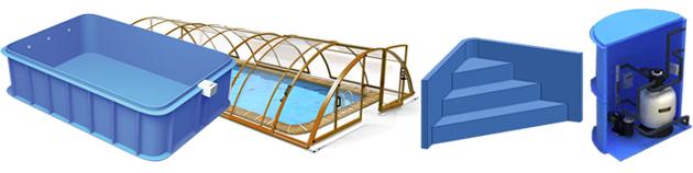 Kit piscina