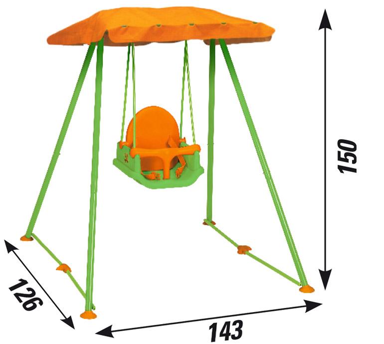 Dimensioni Altalena Libellula