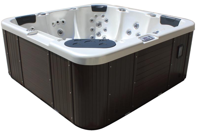 Vasca spa idromassaggio Cristallo