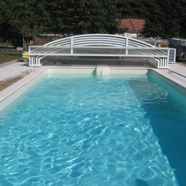 Gruppo di filtrazione Filtrinov MX25 con Led bianco - per piscine con volume fino a 110 m³