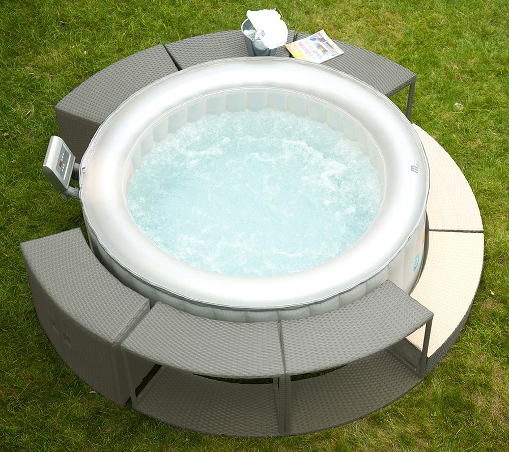 RIPIANO per piscina idromassaggio SPA | BSVillage.com