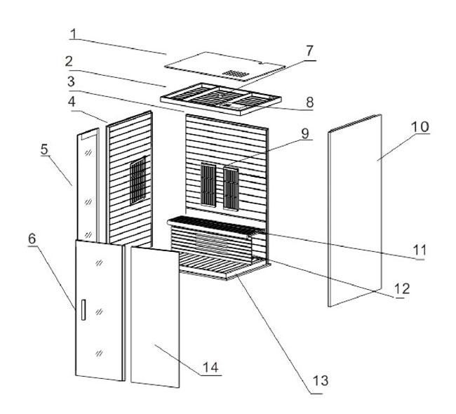 Immagine struttura sauna Isabel2