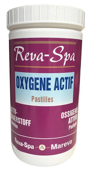 REVA SPA Ossigeno attivo