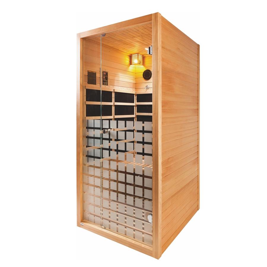 Sauna a raggi infrarossi Samoa - 1 posto  BSVillage.com