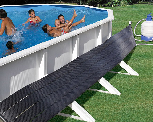 Pannello Solare Solcrafte Recensioni : Pannello riscaldatore solare per piscina bsvillage