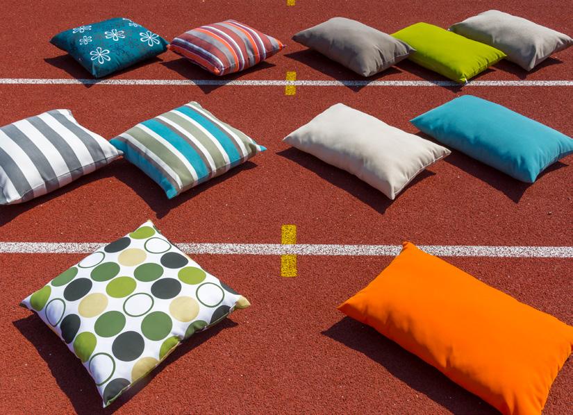 Pillow rettangolari
