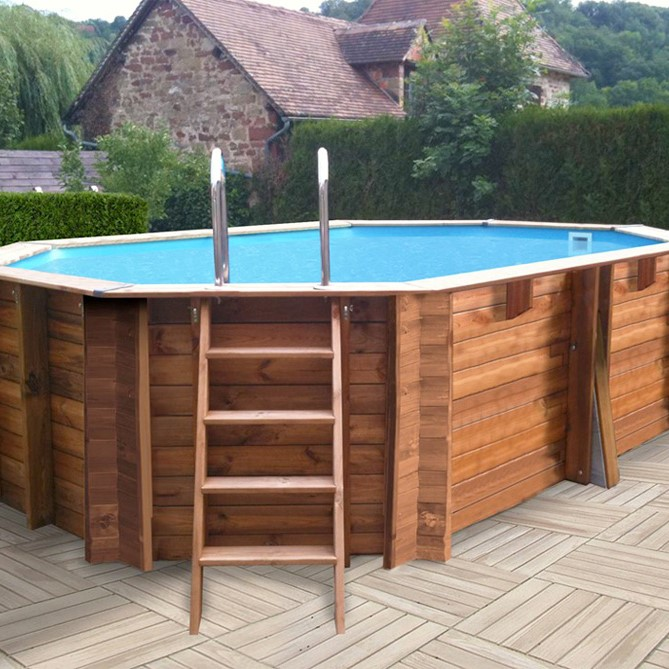 Piscine in legno PoolWood