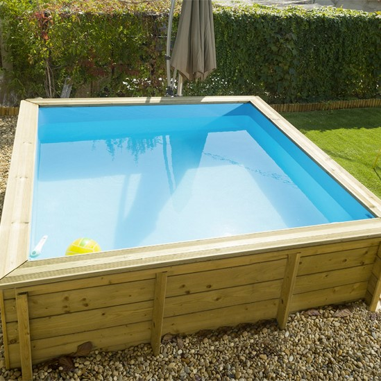 Piscina in legno NaturalWood