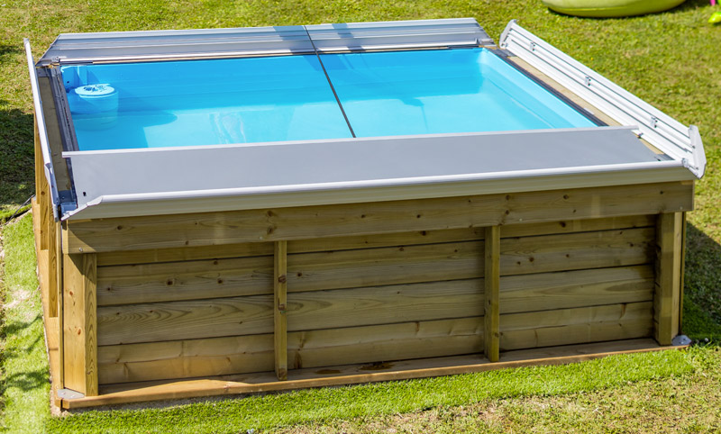 Piscina in legno NaturalWood BWT PISTOCHE