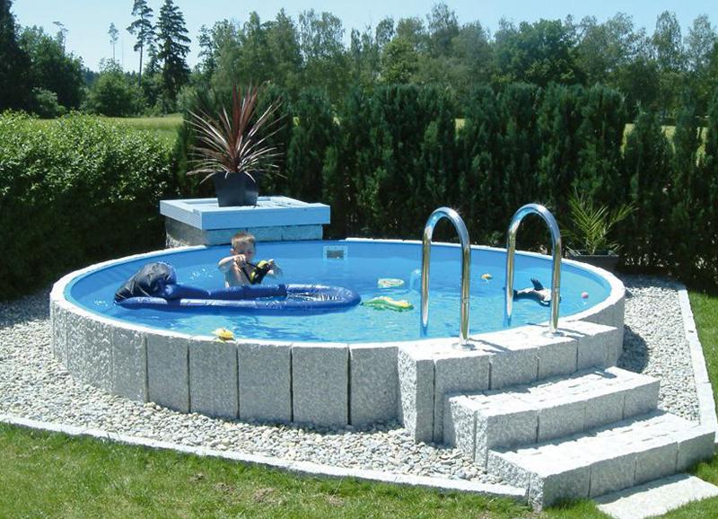 piscina fuori terra circolare clio 400 4 00 h 1 50 m. Black Bedroom Furniture Sets. Home Design Ideas