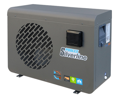 Pompa di calore Poolex Silverline 4,2 kW fino a 20 mc