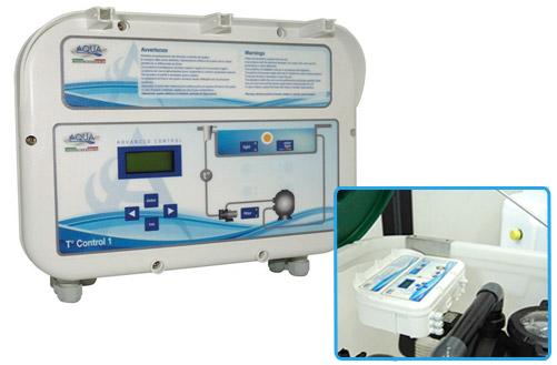 Quadro elettrico T-CONTROL 1
