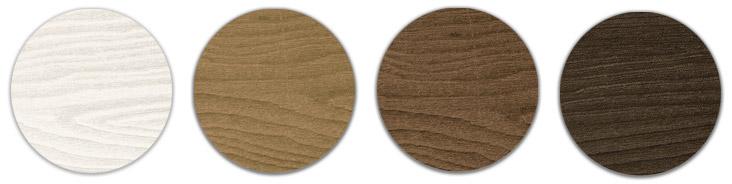 Colori del rivestimento in wpc bamboo