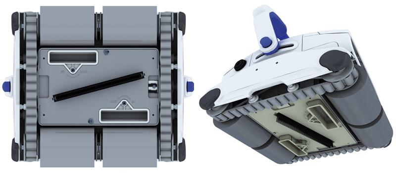 Robot per piscina Hurricane H3 DUO AstralPool vantaggi