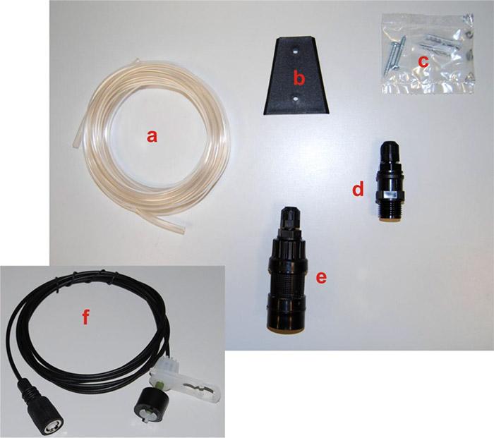 Kit Installazione Pompa Dosatrice SIMPOOL TIMER