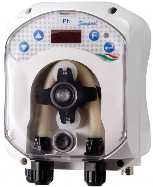 Pompa dosatrice peristaltica SIMPOOL PH