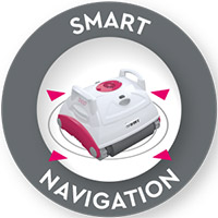 Navigazione Smart Robot BWT Linea D