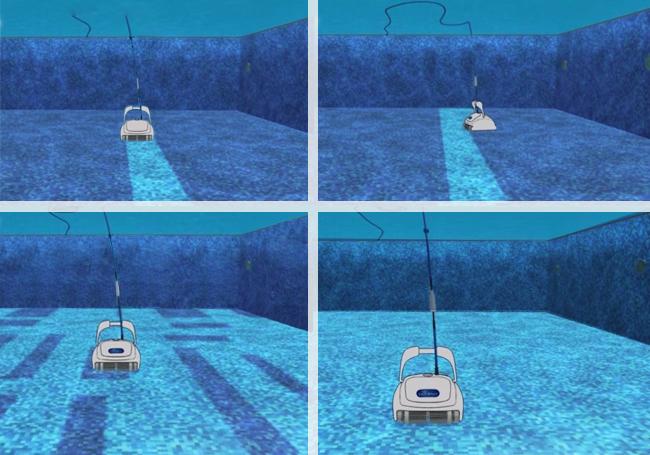 Robot piscina nitro by smartpool for Robot piscine nitro