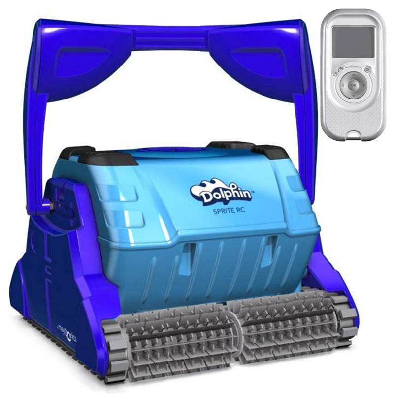 Robot piscina Dolphin SPRITE RC by Maytronics con telecomando