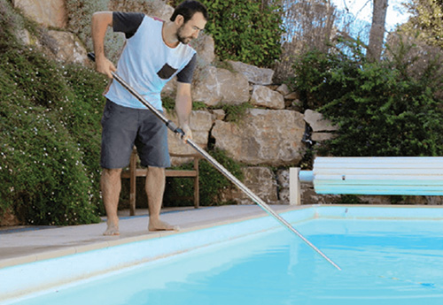 pulitore elettrico piscina netspa cleaner super vac