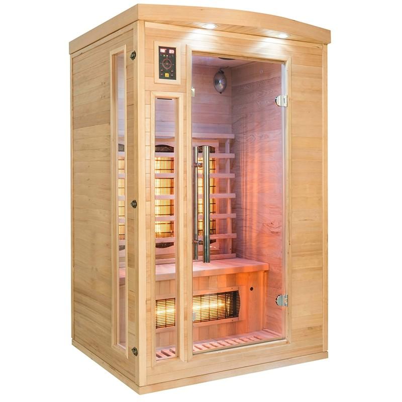 Sauna Daphne a 2 posti