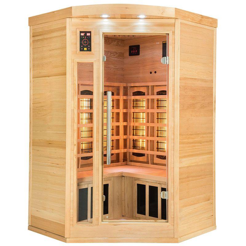 Sauna Daphne 2 - 3 posti