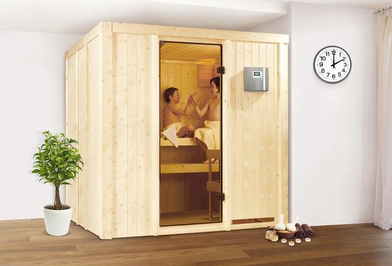 Sauna finlandese tradizionale SODIN