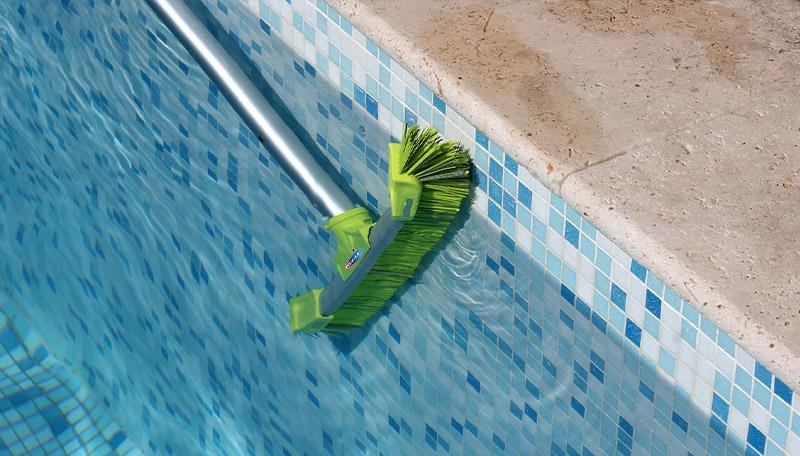 Spazzola professionale XPRO con magneti per pulizia piscina