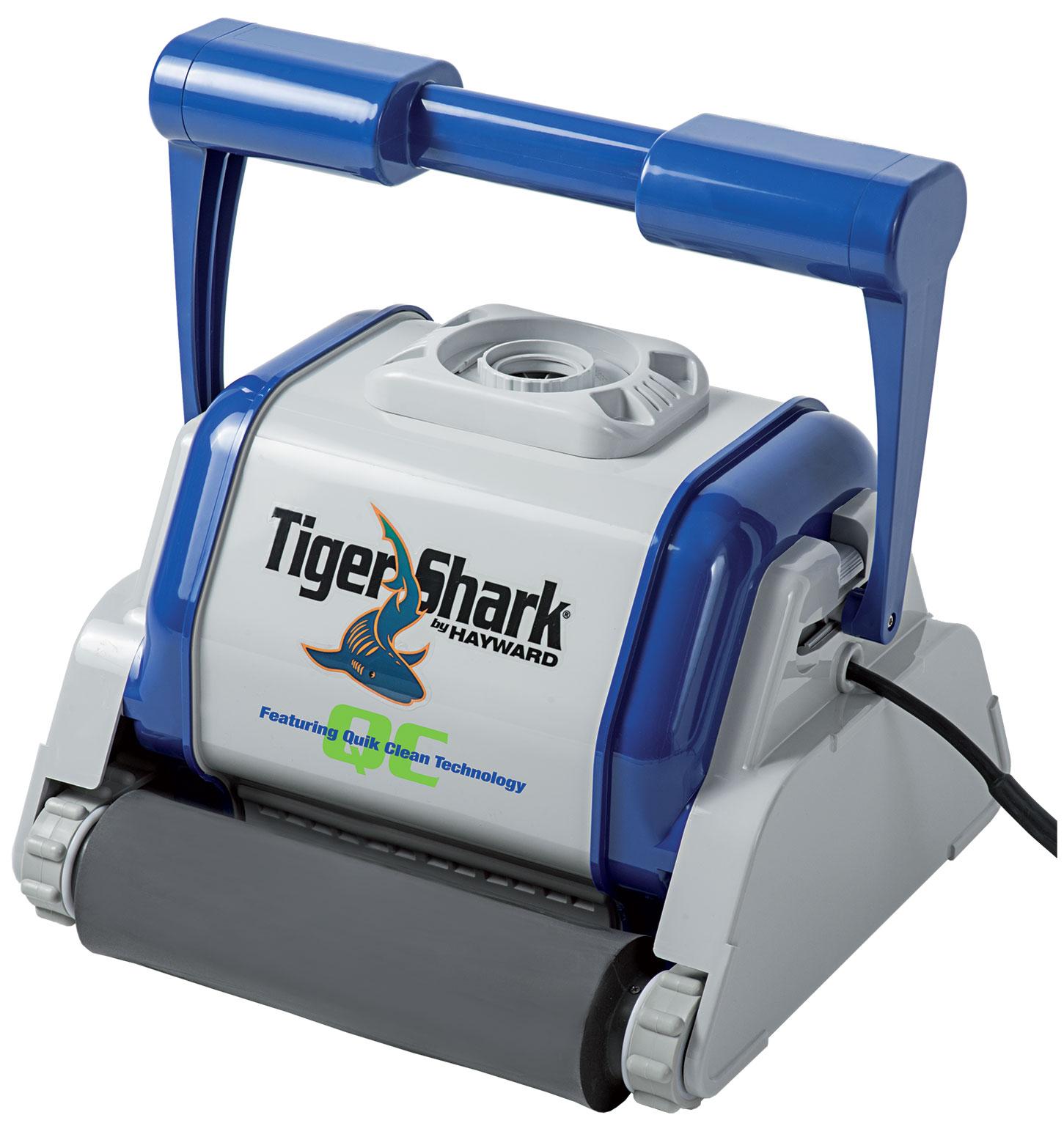 Robot TigerShark QC