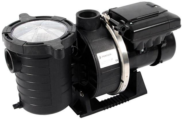Dimensioni Pompa per filtrazione a velocità variabile PENTAIR ULTRAFLOW VS - 1.5 HP