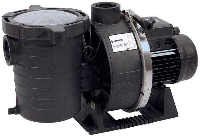 Pompa per filtrazione PENTAIR ULTRAFLOW - da 0.75 a 3 HP