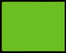 Verde fluo drone radiocomandato SKY ROLL NANO
