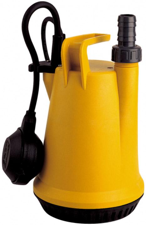 Pompa sommersa svuota piscina VIGILA 100 Espa - 0.15 HP